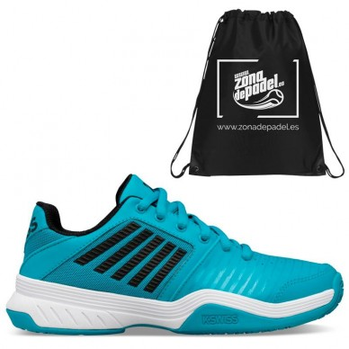 K-Swiss Kswiss Court Express HB Algiers Blue Black 2020