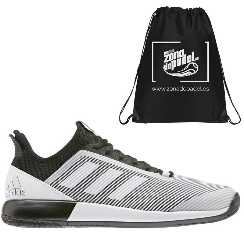 Zapatillas Adidas Defiant Bounce 2 M Black White 2020
