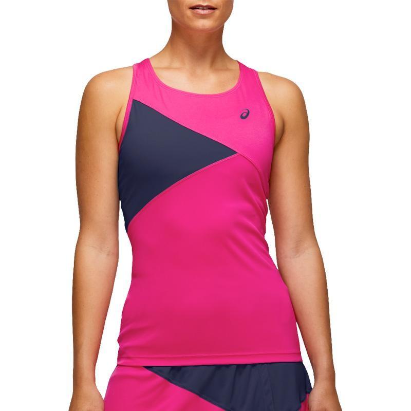 Camiseta Tirantes Club W Tank Pink Peaconat 2020