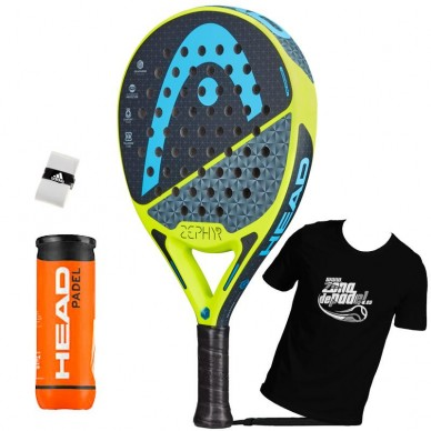Head Head Graphene Touch Zephyr Pro 2020