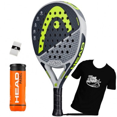 Head Head Graphene Touch Zephyr Ultra Light 2020