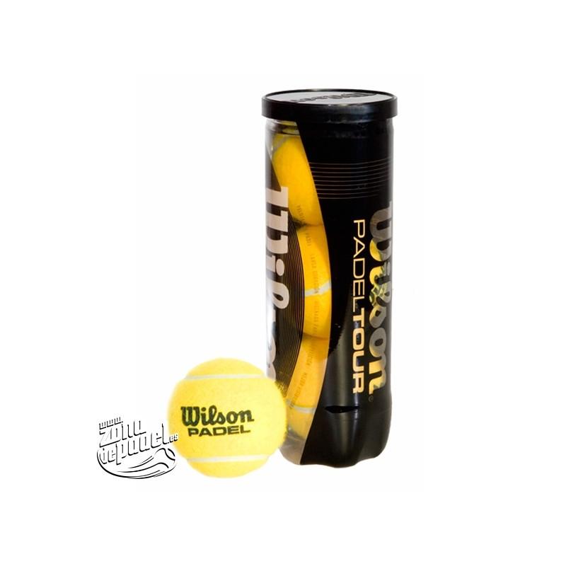 bote pelotas de padel Wilson Tour