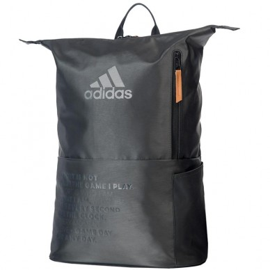 Adidas Adidas Backpack Multigame 2.0 Black Yellow