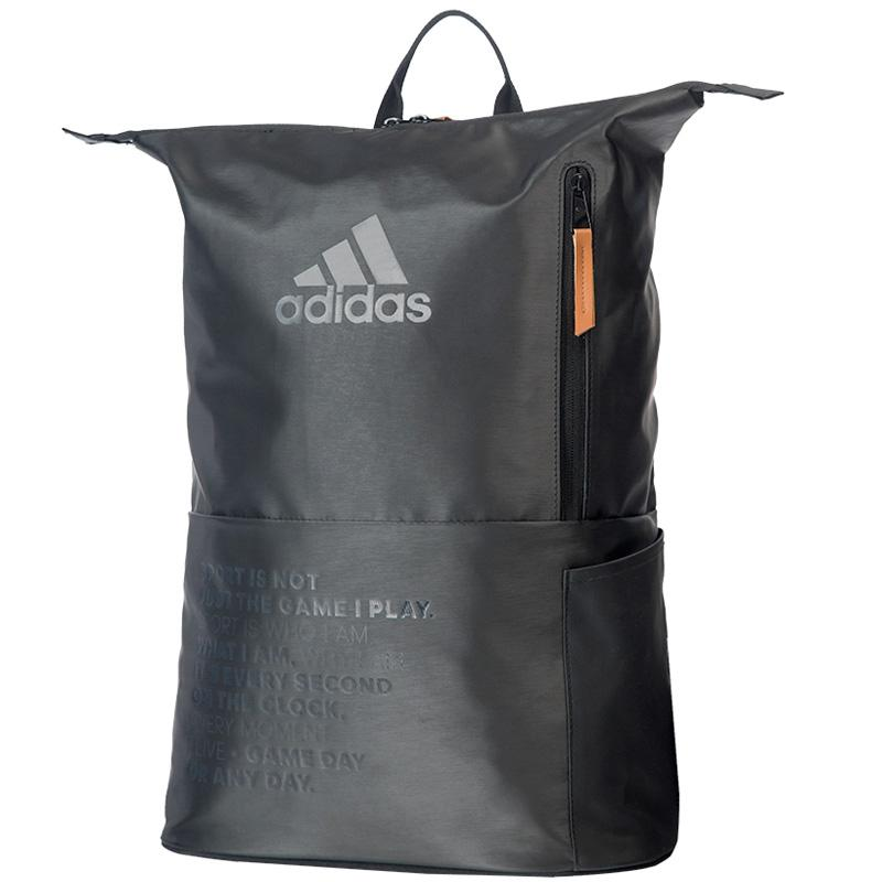Adidas backpack multigame 2.0 black yellow