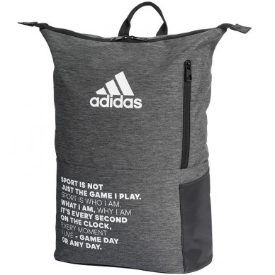 Adidas Adidas Backpack Multigame 2.0 Black Grey