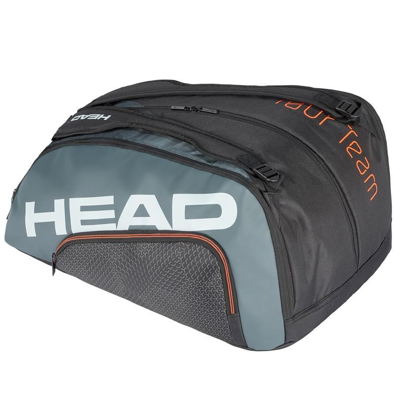 Paletero Head Tour Team Monstercombi Black Grey 2020