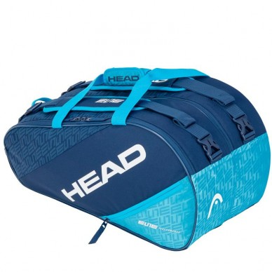 Head Paletero Head Elite Padel Supercombi Navy Blue 2020