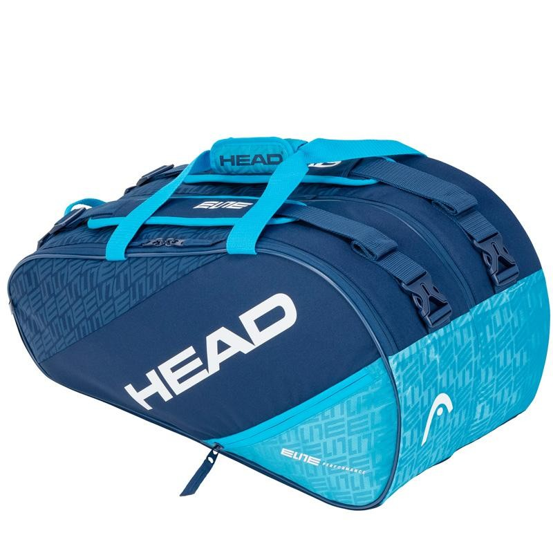 Paletero Head Elite Padel Supercombi Navy Blue 2020