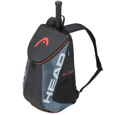 Head Mochila Head Tour Team BackPack Black Grey 2020