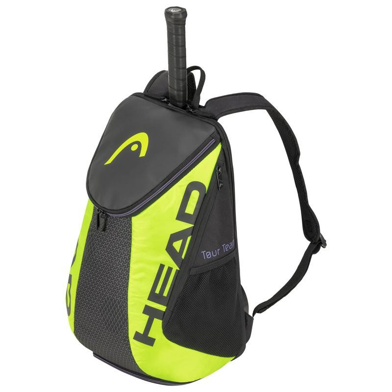 Mochila Head Tour Team Extreme BackPack Black Yellow 2020