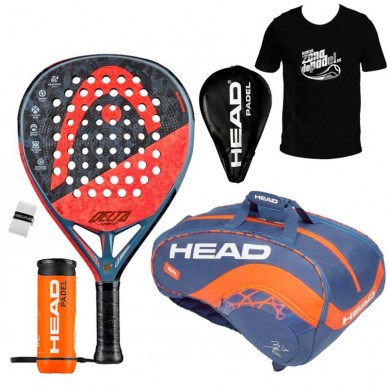 Head Pack Head Graphene 360+ Delta Hybrid + Bela Monstercombi 2020