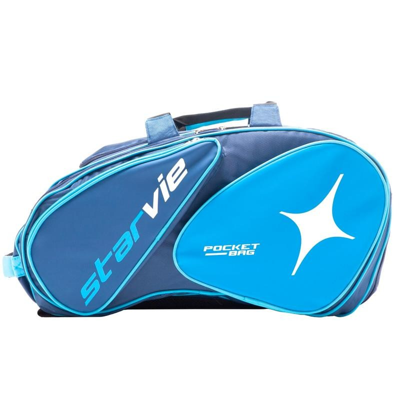 Paletero Star Vie Pocket Bag Blue 2020