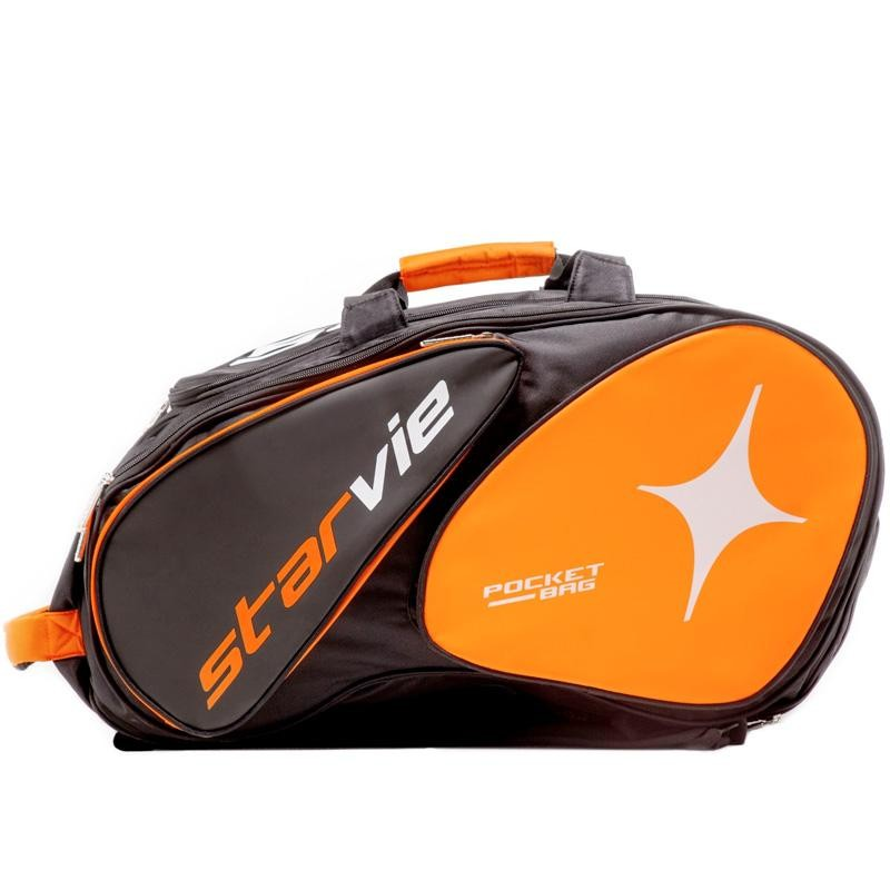 Paletero Star Vie Pocket Bag Orange 2020