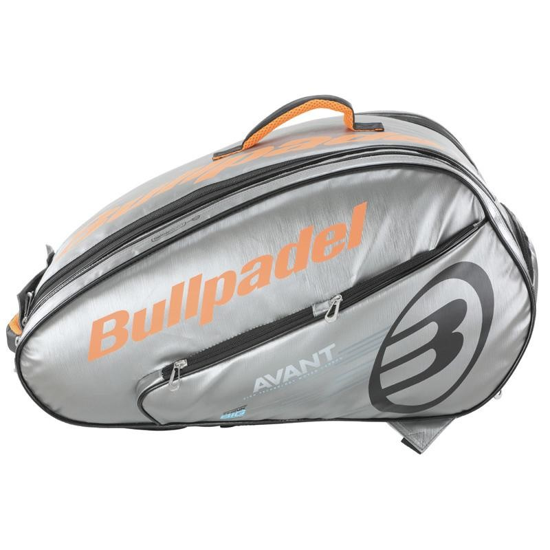 Bullpadel Big Capacity BPP-20005 Plata 2020
