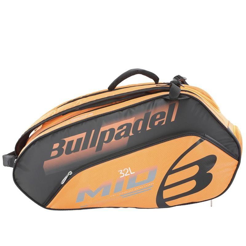 Bullpadel Mid Capacity BPP-20007 Naranja 2020