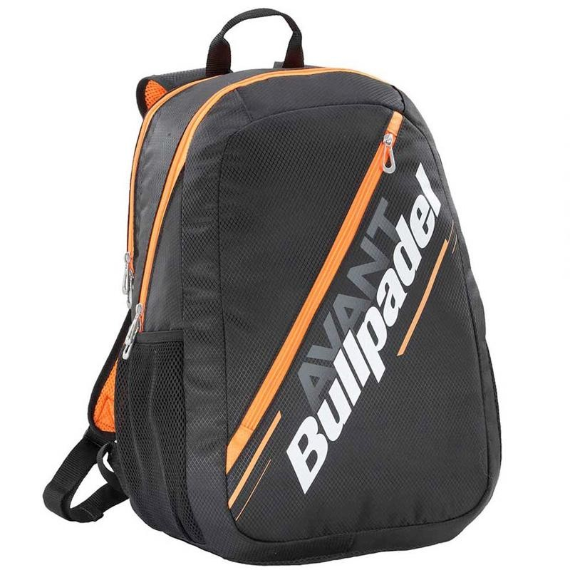 Bullpadel Mid Packpack BPM-20002 Negra 2020