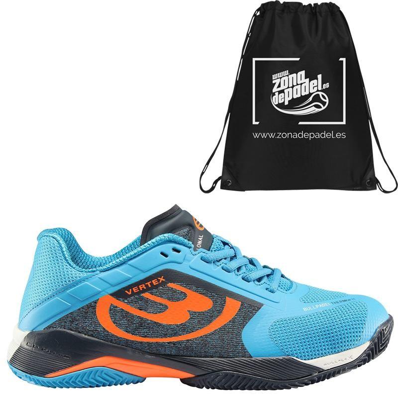 Zapatillas Bulpadel Vertex 20V Azul Claro