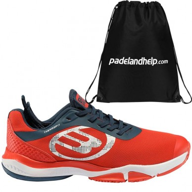 BullpadelBullpadel Vertex Light Rojas 2020