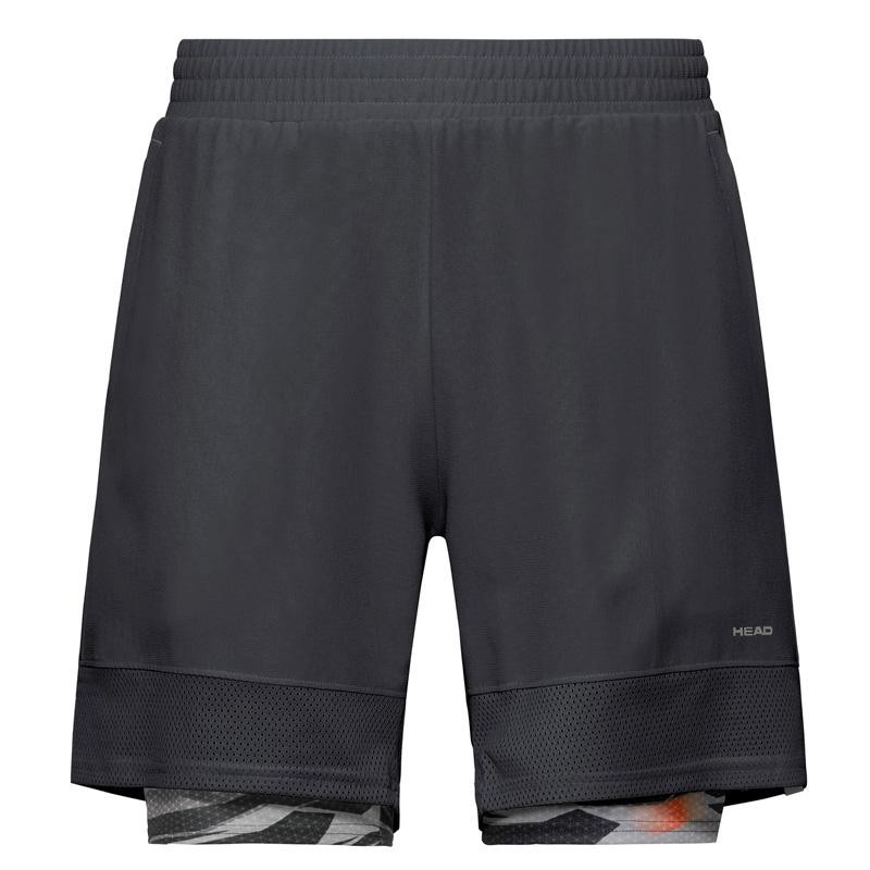 Pantalón Head Slider Short Negro 2020