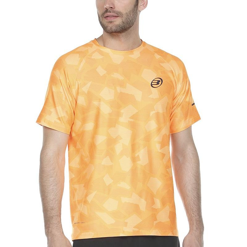 Camiseta Bullpadel Atlanta Naranja 2020