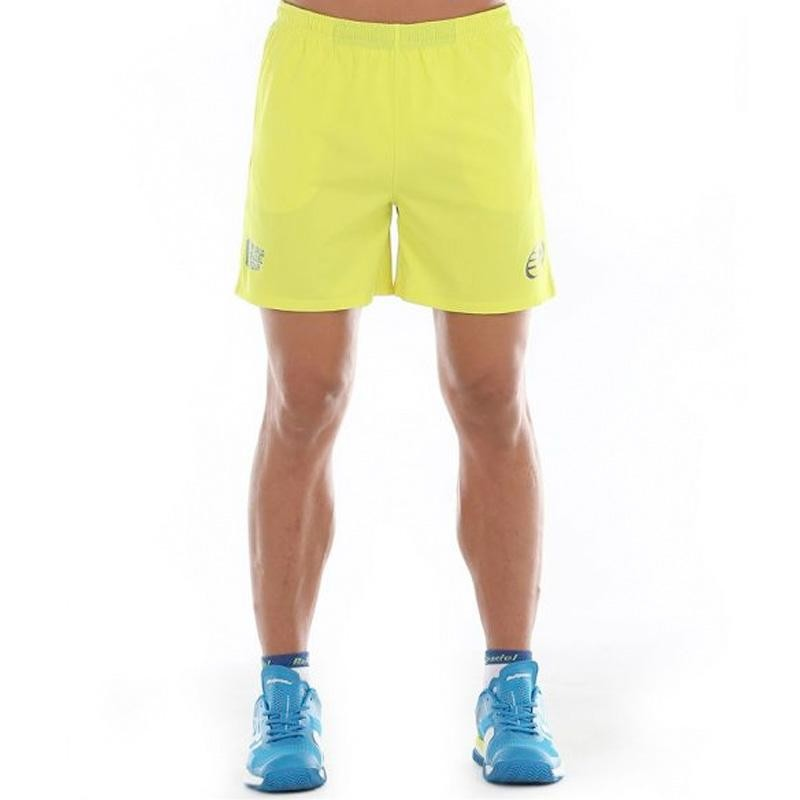 Pantalon Bullpadel Surfear Amarillo Flúor 2020