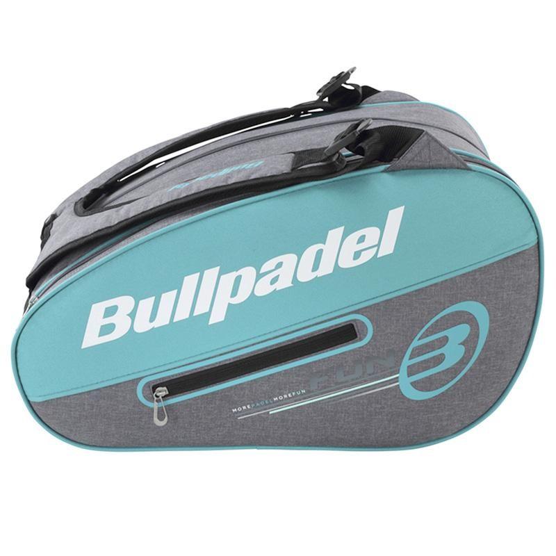 Paletero Bullpadel Fun BPP-20004 Gris Oscuro Vigore 2020