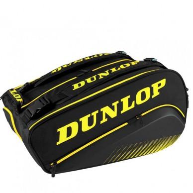 Dunlop Paletero Dunlop Termo Elite Negro y Amarillo 2020