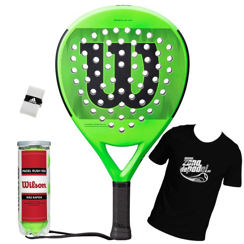 Wilson blade team verde 2020