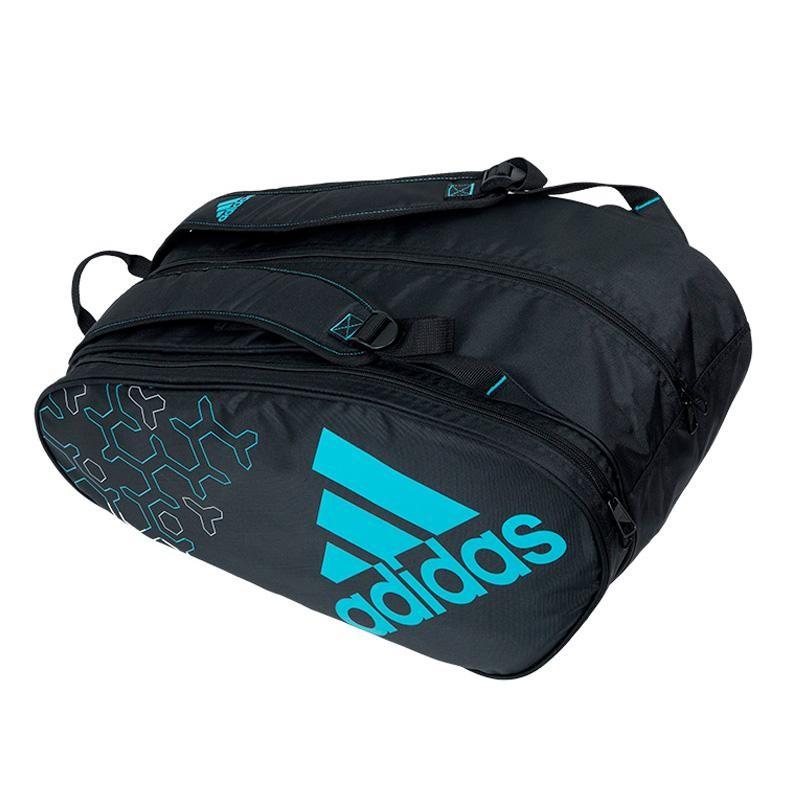 Paletero Adidas Control 2.0 Black Blue