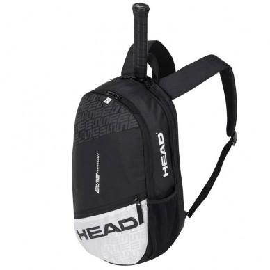 Head Mochila Head Elite BackPack Black White 2020