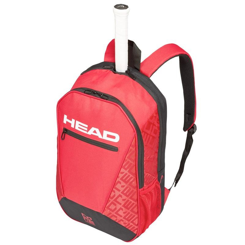 Mochila Head Core Backpack Red Black 2020