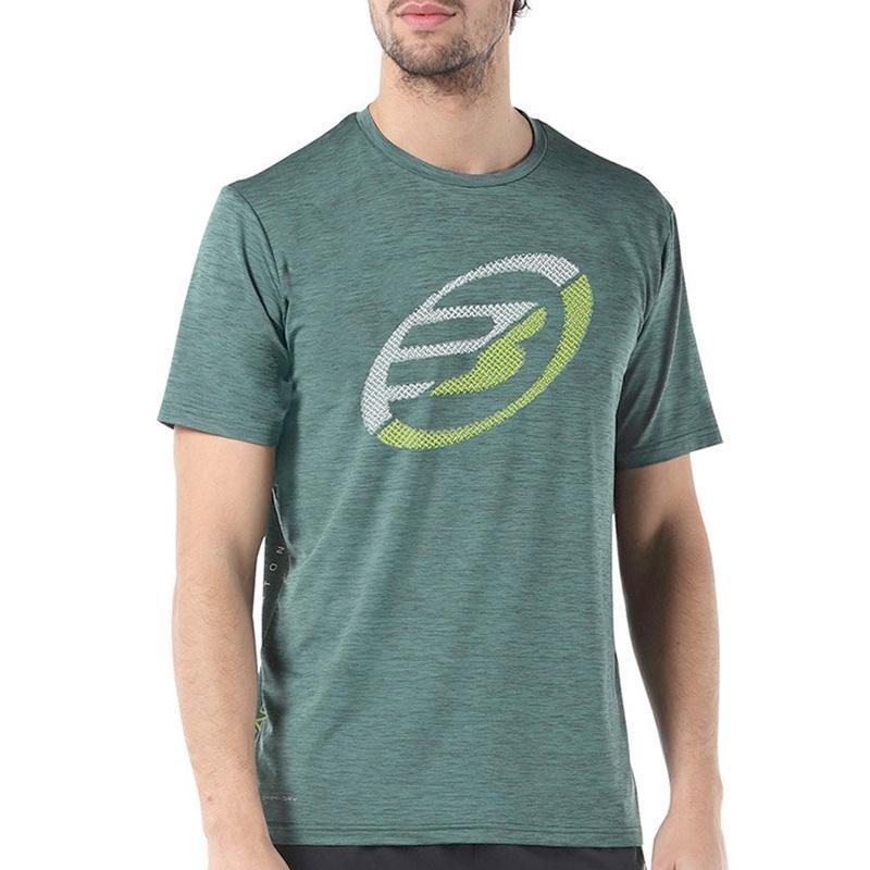 Camiseta Bullpadel Cogne Verde Vigore 2020