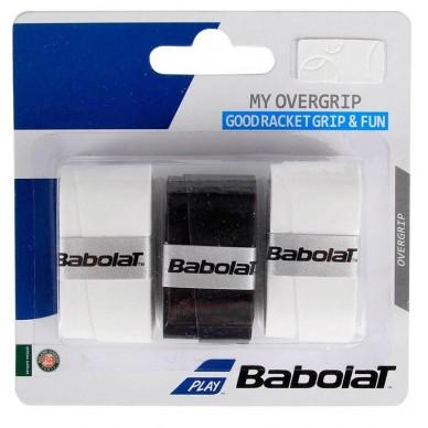 Overgrips Babolat My Overgrip x3