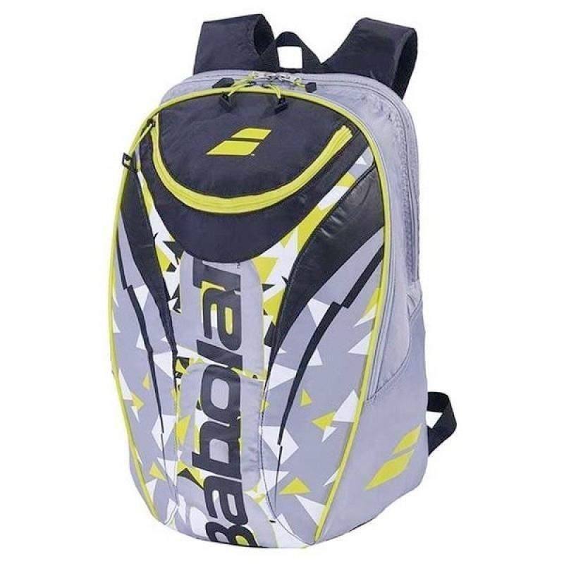 Mochila Babolat Backpack Club Padel Gris y Verde 2020