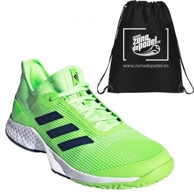 Adidas Adidas Adizero Club Verde Fluor