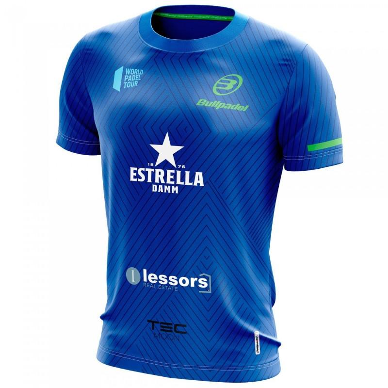 Camiseta Bullpadel Jano Azul 2020