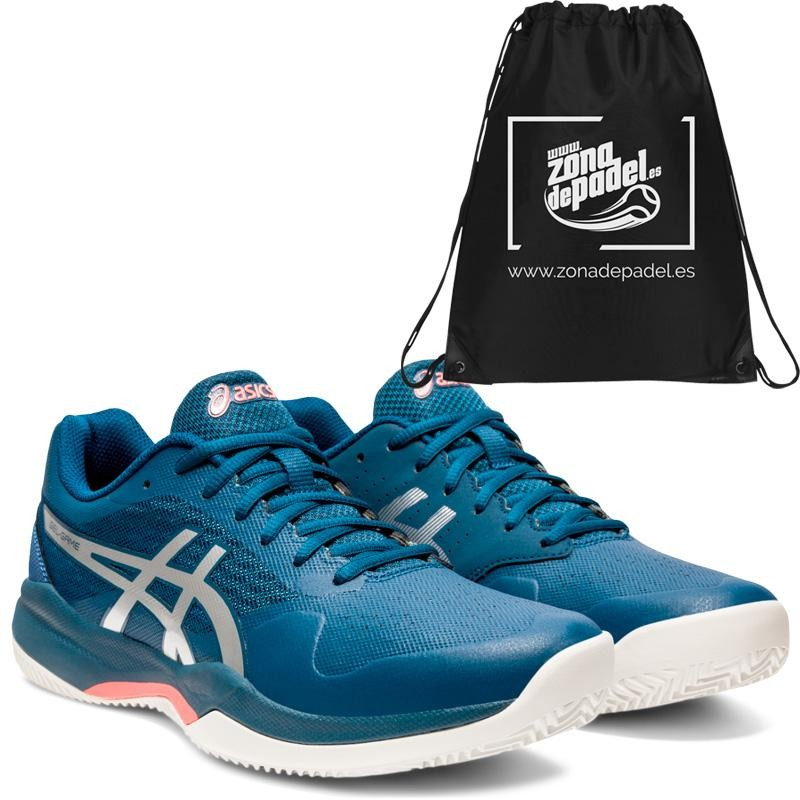 Asics Gel Came 7 Clay Mako Blue Pure Silver 2020