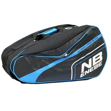 NBPaletero Enebe Aerox Pro Negro Azul 2020