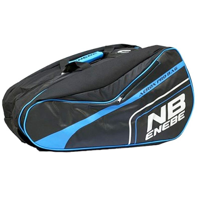 Paletero Enebe Aerox Pro Negro Azul 2020