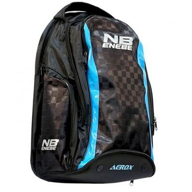 NBMochila Enebe Aerox Negro Azul 2020