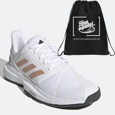 Adidas Adidas CourtJam Bounce Woman Blancas 2020