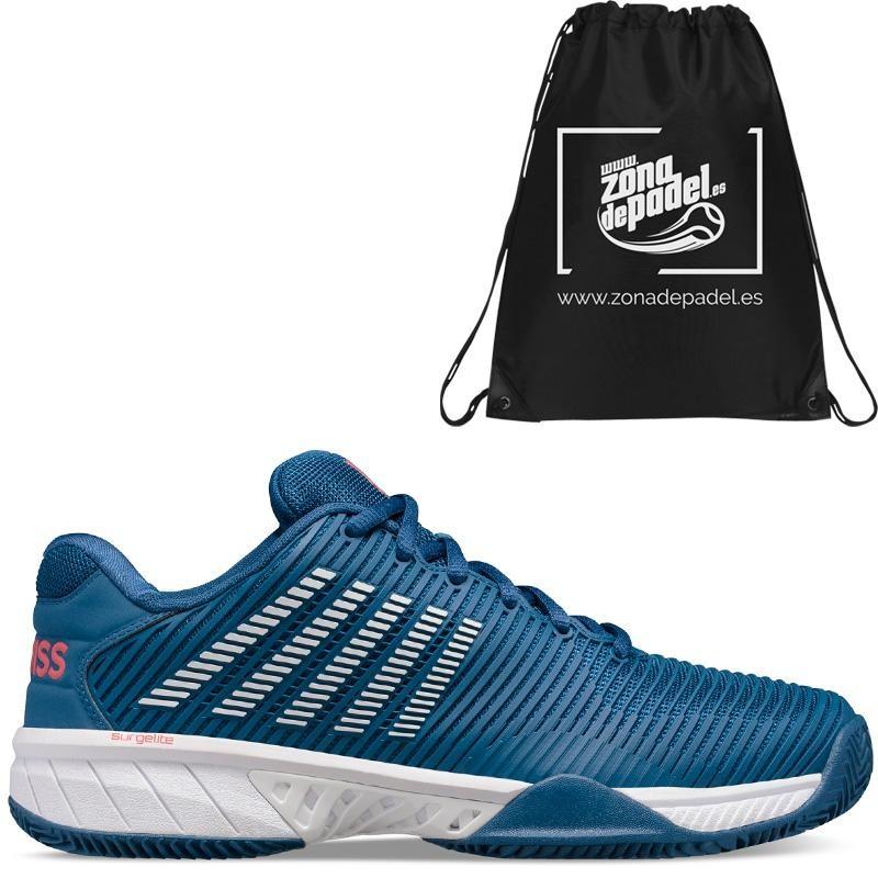 Zapatillas Kswiss Hypercourt Express 2 HB Dark Blue 2020