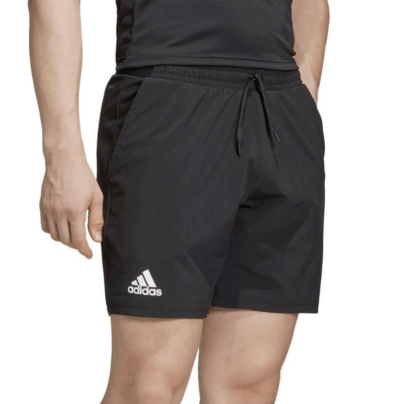 Pantalón Adidas Club SB 7 Black 2020
