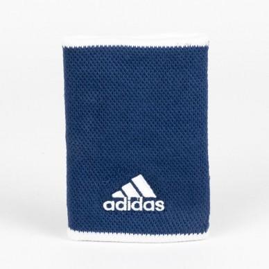 Adidas Muñequeras Adidas Tennis WB L Blue White 2020