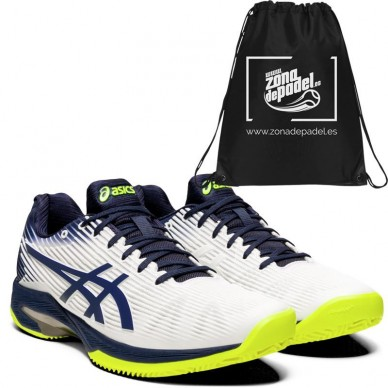 AsicsAsics Gel Solution Speed FF Clay White Peaconat 2020