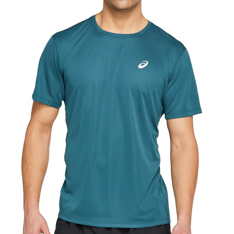 Camiseta Asics Katana SS TOP Magnetic Blue 2020