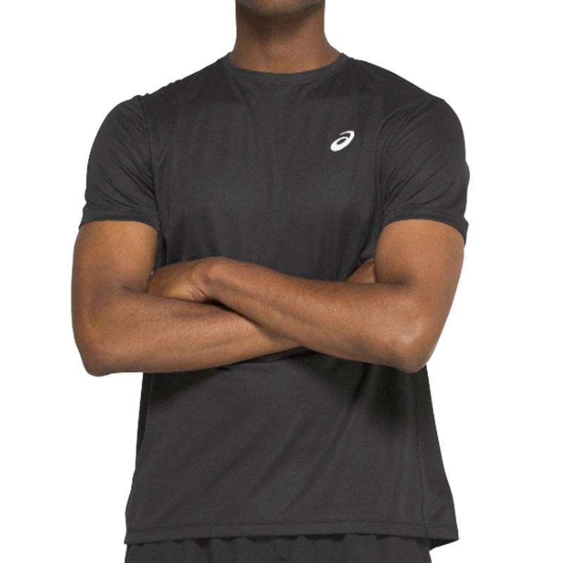 Camiseta Asics Katana SS TOP Performance Black 2020