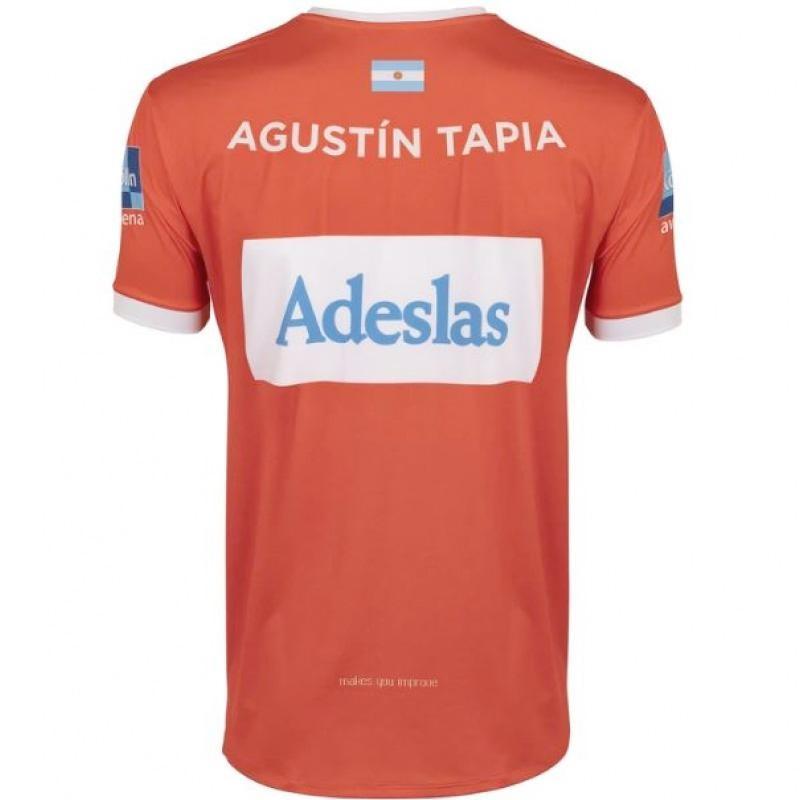 Camiseta Nox Sponsor Agustín Tapia Roja 2020