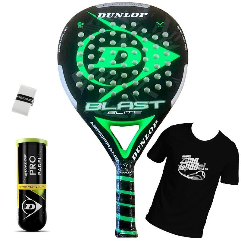 Dunlop Blast Elite Green 2020