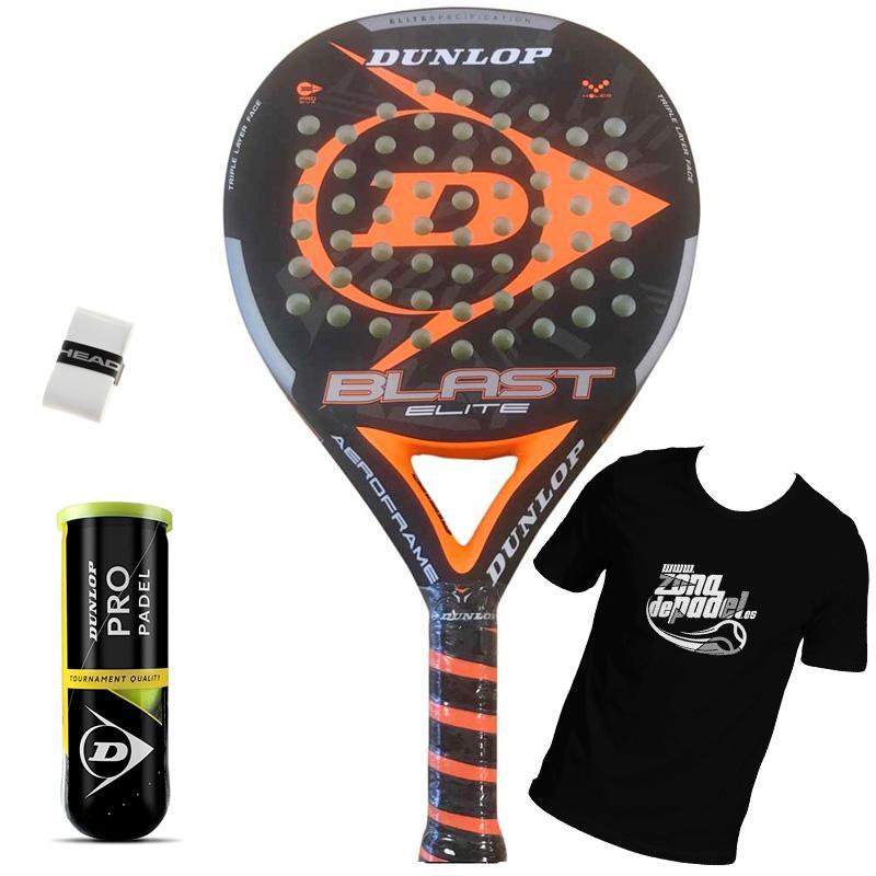 Dunlop blast elite orange 2020